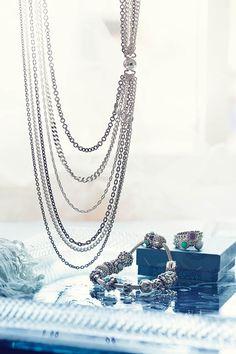 Pandora Necklaces, Bracelets & Rings