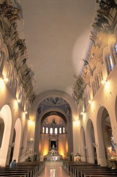Iglesia La Merced - interior- Tucuman