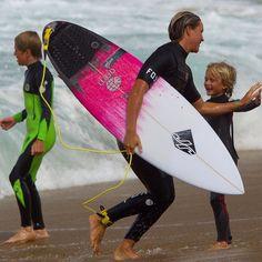 super happy grom #ripcurl #bellsbeach #beach #surf #surfing #surfer #nikon #mynikonlife #wsl #ripcurlpro by olivier_rachon_photography http://ift.tt/1KnoFsa