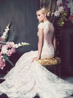 One of the loveliest illusion backs I have seen!