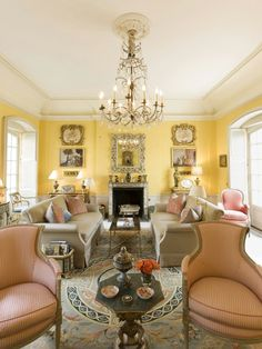 Bunny Mellon's Manhattan Townhouse