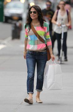 Bethenny Frankel - Bethenny Frankel Runs Errands in NYC