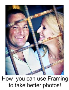 What is Framing?  Use this creative approach to make your photos better!