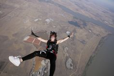 I love falling over Skydive Adelaide! www.skydiveadelaide.com.au