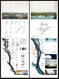 Tactical Archipelago. Shorlisted entry. Kyiv islands master plan and concept for the preservation of the islands. Kyiv Ukraine. Authors:  LCLA Luis Callejas, Manon Mollard and Melissa Naranjo. Thanks to A.t.l.a.s and Lukas Pauer for playing the rescue team position on the last night