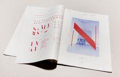Graphic design studio based in Paris Art Zine, Publication Design, Editorial Design, Book Design, Typography Design, Design Inspiration, Layout, Graphic Design, Packaging
