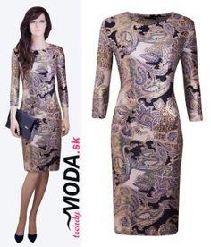Elegantné spoločenské šaty pre moletky - trendymoda.sk Bodycon Dress, Formal Dresses, Fashion, Dresses For Formal, Moda, Body Con, Formal Gowns, Fashion Styles, Formal Dress
