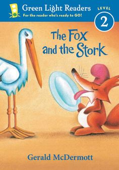 The Fox and the Stork- age old story about being kind to others