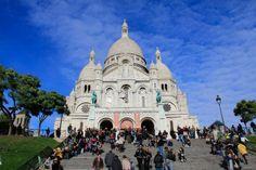 PARIS - Basilique du Sacré-Cœur - http://fuievouvoltar.com