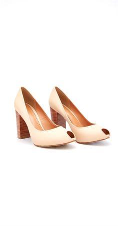 Só na Antix Store você encontra Peep Toe Marlena com exclusividade na internet