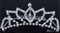Queen Tiara Crown Crystal Crown Queens Tiara Headband 11 Styles, $2.32   DHgate.com