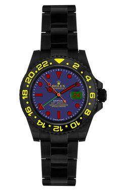 Bamford Rolex Limited Edition