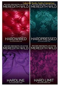 The 11 best hacker series images on pinterest meredith wild the hacker series set 1 4 hardwired hardpressed hardline hard limit by meredith wild fandeluxe Image collections
