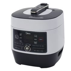 Midea MY-SS6062 Power 8-in-1 Multi-Functional Programmable Pressure Cooker, 6Qt/1000W Stainless Steel -- Want to know more, click on the image.