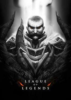 Dragon Slayer Braum League Of Legends