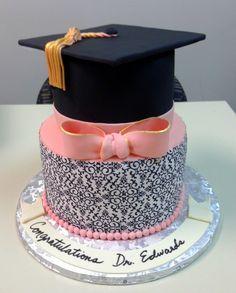 https://flic.kr/p/t4Hwqd | Doctor's Grad Cake