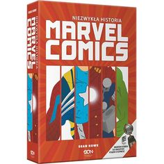 Spider-Man, Hulk, Iron Man czy X-Men zdobyli Wasze serca i sympatię? Poznajcie niezwykłą historię wydawnictwa Marvel Comics!