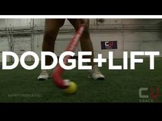 Field Hockey Tips: How To Dodge And Lift - http://hockeyvideocenter.com/field-hockey-tips-how-to-dodge-and-lift/