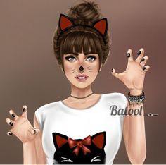*_*, art, buty, cat, crazy, draw, drawing, happy, miaou, ^_^, ^-^, girly_m