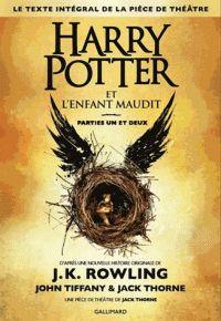 J-K Rowling - Harry Potter et l'enfant maudit - Parties 1 et 2. - Agrandir l'image
