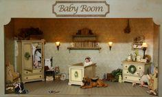 Art of Mini: dollshouse