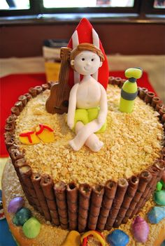 Surf Cake ideas