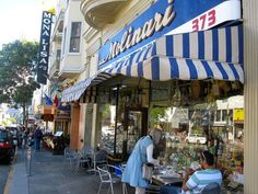 Molinari's Italian Deli, North Beach, San Francisco's Little Italy
