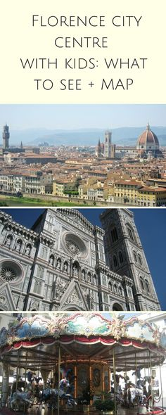 Florence city centre with kids. Find out a family friendly itinerary in Florence city centre with stops for adults and children.A realistic itinerary for families with young children looking to spend one afternoon sightseeing in Florence