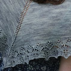 Buttermere Shawl