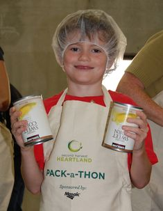 Pack-a-Thon. Roll up your sleeves and fight hunger while having fun with friends, family and coworkers to see who can pack the most food.