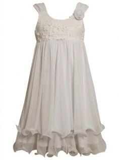 Size-14, White, BNJ-2027S, White Flutter Die-Cut-Flower Lace Bodice to Chiffon Wire Hem Dress,Bonnie Jean Girls 7-16 Special Occasion Flower Girl Party Dress Bonnie Jean,http://www.amazon.com/dp/B00BR3FFH2/ref=cm_sw_r_pi_dp_hZfprb0FRTEF6JRX