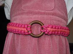 Paracord Belt, Bracelets, Bangle Bracelets, Bracelet, Bangle, Arm Bracelets