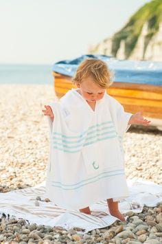 Hippychick Hammam Toddler Poncho Towel