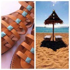Summer is here...Shop your #sandalaki Sandalaki,handmade leather sandals   Like us on facebook:@sandalaki Follow us on instagram:#sandalaki