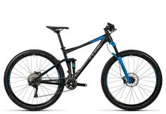 Cube Stereo 120 HPA Race 27.5 Mountain Bike 2016 - Full Suspension MTB