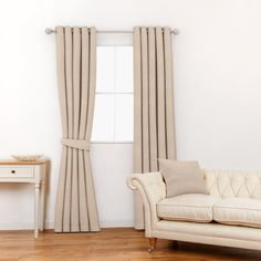 Find sophisticated detail in every Laura Ashley collection - home furnishings, children's room decor, and women, girls & men's fashion. Bird Curtains, Cotton Curtains, Floral Curtains, Curtain Fabric, Silver Curtains, Grey Curtains, Ashley Store, Made To Measure Curtains, Childrens Room Decor