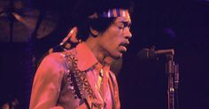 """Jimi Hendrix's """"Power of Soul,"""" the first-ever song he performed with Band of Gypsys at New York's Fillmore East, is now streaming."""