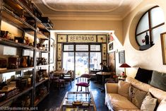 """In my latest """"Favorite Jozi Coffeeshops"""" post I feature Bertrand, a coffeeshop on Fox Street in Maboneng that feels more like a Paris cafe. Paris Cafe, Cape Town, Coffee Shop, Gallery Wall, My Favorite Things, Home Decor, Coffee Shops, Coffeehouse, Decoration Home"""