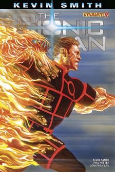 Alex Ross the Bionic Man