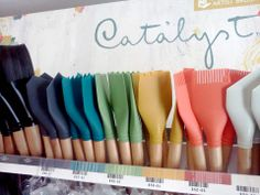 Catalyst Blades by Princeton: a vivid array of multipurpose artistic ingenuity. Art Supplies, Printing, Artist, Stamping, Amen, Artists, Typography