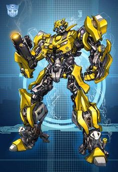 Movie Bumblebee blue by by Dan Khanna Colors by Josh Perez Transformers Prime Bumblebee, Transformers Characters, Transformers Optimus Prime, Spiderman Poster, Japanese Toys, Weapon Concept Art, Character Portraits, Cartoon Art, Cake Images