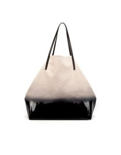 GRADED SHOPPER - Handbags - Woman - ZARA