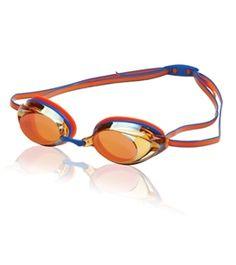 012a8a771 Speedo Campus Collection Collegiate Vanquisher 2.0 Mirrored Goggle Óculos  De Sol Espelhados