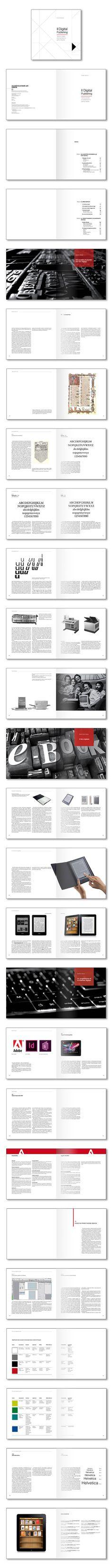 Il Digital Publishing on Behance
