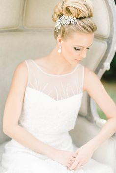 Elegant bride: http://www.stylemepretty.com/little-black-book-blog/2015/09/11/must-see-moments-from-our-little-black-book-members-3/