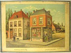 dwelling house shop (Scheepstra en Walstra)