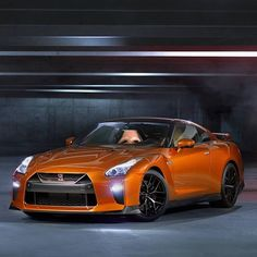 Here's the first look at the new 2017 @NissanUSA GT-R. Tag your fellow car lovers #random #followback #L4L