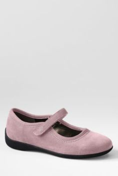 Girls' Party & Play Mary Jane Shoes from Lands' End