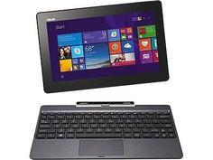 "Asus Transformer Book T100TA 10.1"" 2-in-1 Tablet with Dock, Quad Core Intel Ato via https://www.bittopper.com/item/asus-transformer-book-t100ta-10192-2-in-1-tablet-with/"