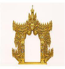 Espejo templo 125x90cm